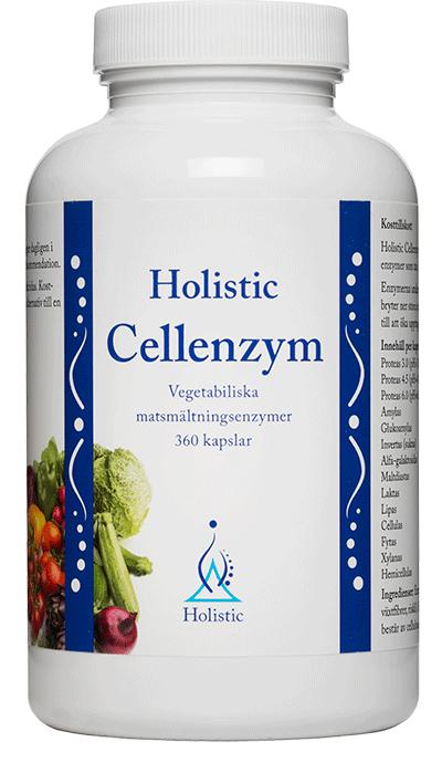Holistic Cellenzym (Enzymy wspomagające trawienie)