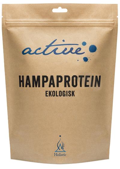 Holistic Hempaprotein (Białko z nasion konopi)