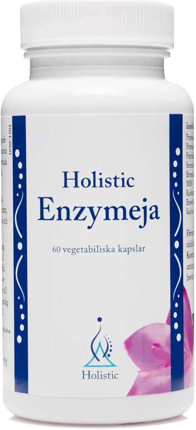 Holistic Enzymeja
