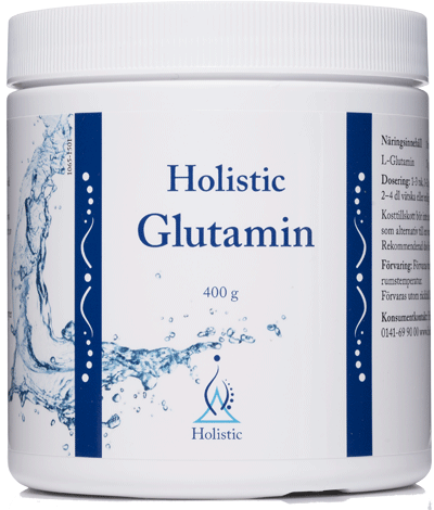 Holistic Glutamin (Glutamina)