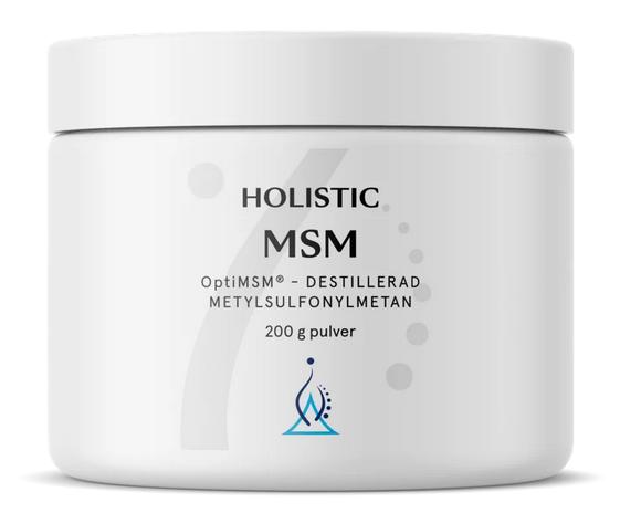 Holistic MSM (siarka organiczna OptiMSM)