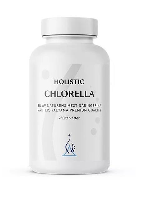 Holistic Chlorella (w tabletkach)