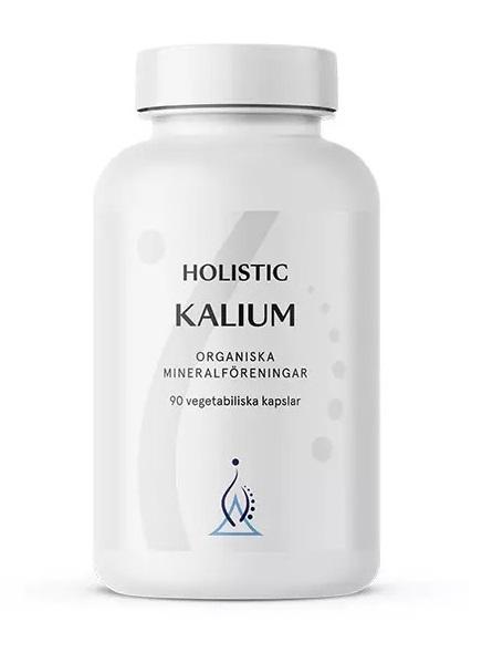 Holistic Kalium (Organiczne związki potasu)