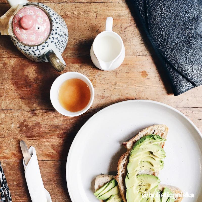 Dobre śniadanie na dobry początek dnia i porcja zdrowia