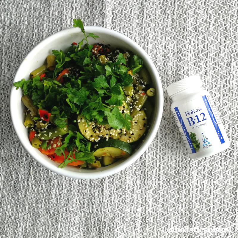 Witamina B12- ważny składnik diety nie tylko wegetarian i wegan. Agnieszka Piskała, dietetyk