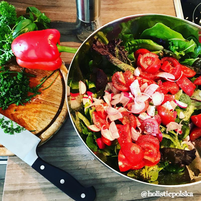 Warzywa i tłuszcz… duet doskonały. Jak połączyć smaczne ze zdrowym. Agnieszka Piskała, dietetyk