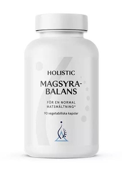 Holistic Magsyra Balans