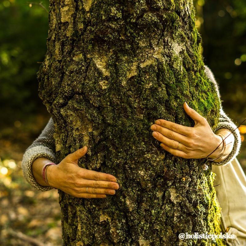 Jesienny spacer, chwila wytchnienia dla ciała, ducha i umysłu. Kontakt z naturą, jako ważny element profilaktyki