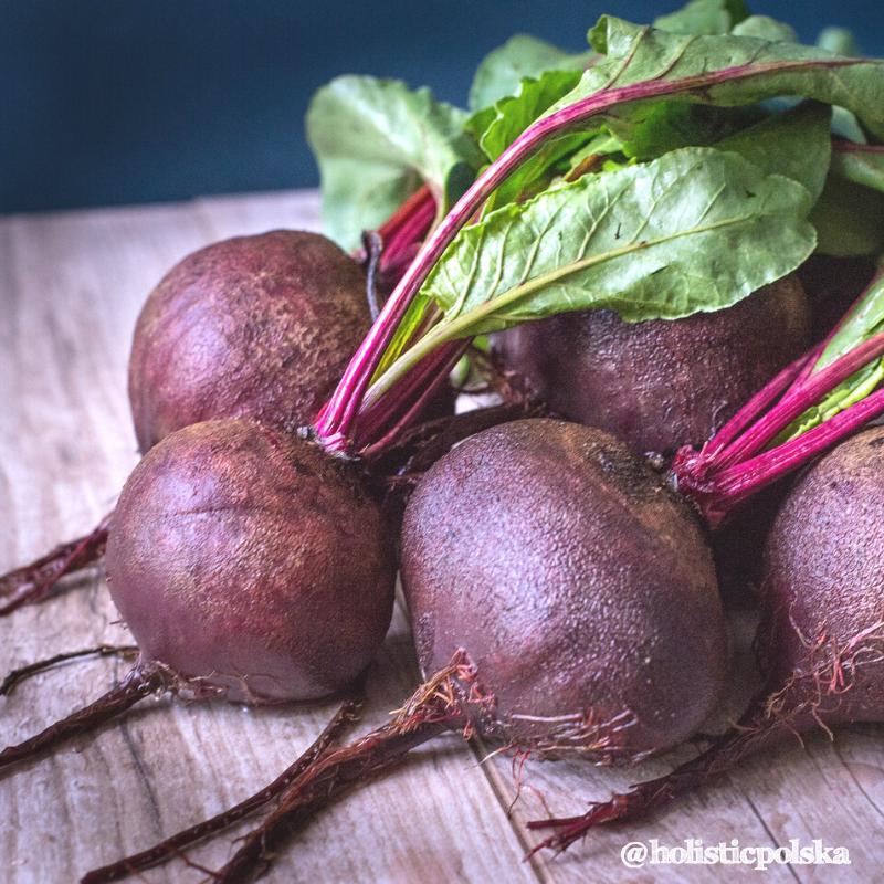 Warzywa usprawniają trawienie 🌿- niedoceniane buraki