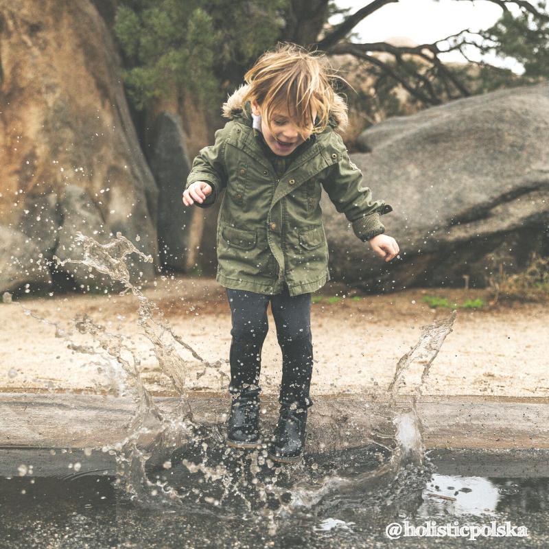 Jak wzmocnić układ odpornościowy dziecka