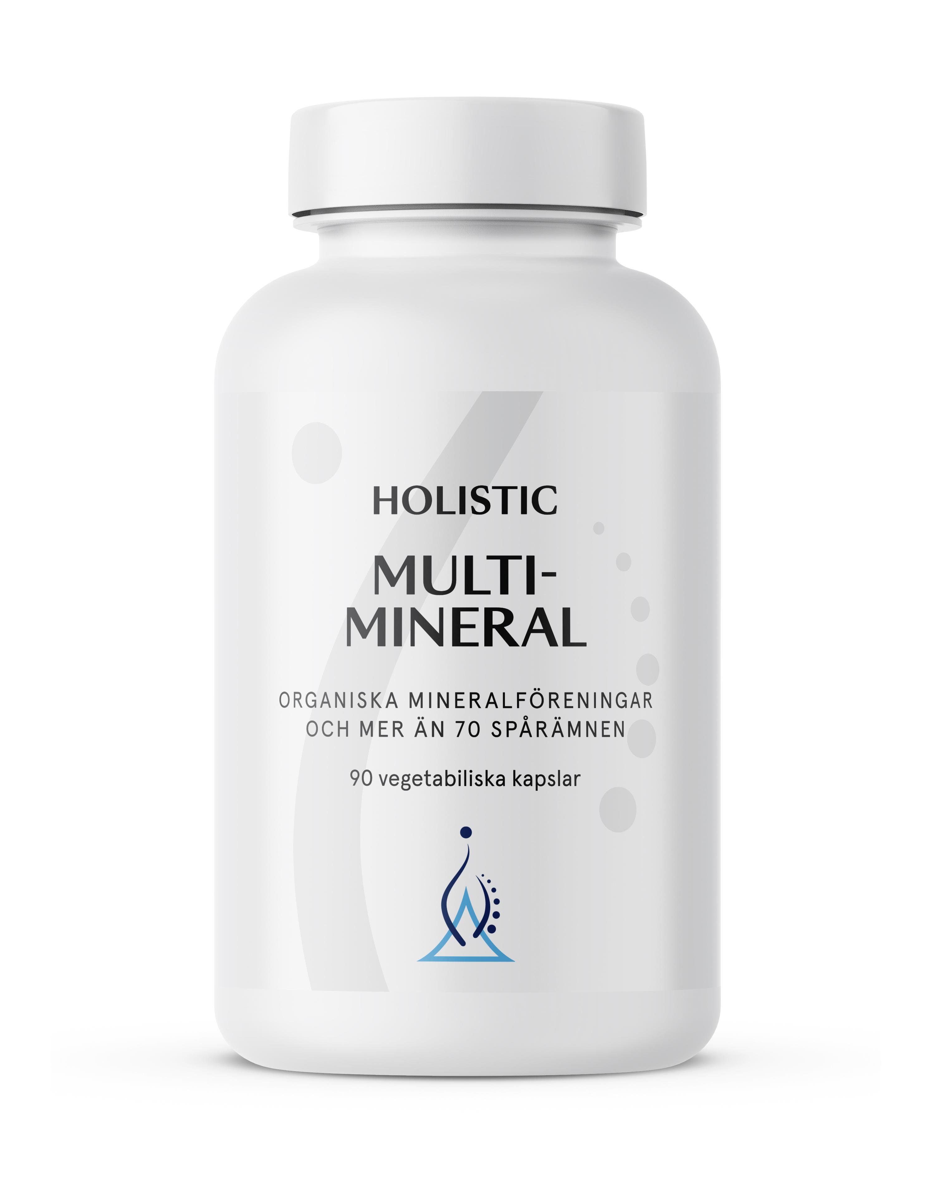 Holistic MultiMineral – kompleks mikroelementów mikroskładników