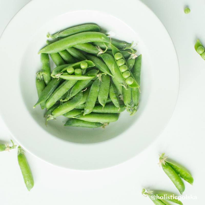 Skąd białko na diecie roślinnej? Kilka słów o izolatach białka z grochu. Daria Łukowska, dietetyk.