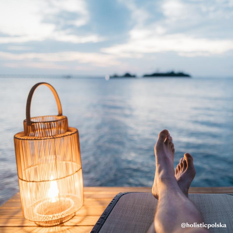 Relaks-przyjemne z pożytecznym. Ważny element profilaktyki zdrowia. Daria Łukowska,dietetyczka