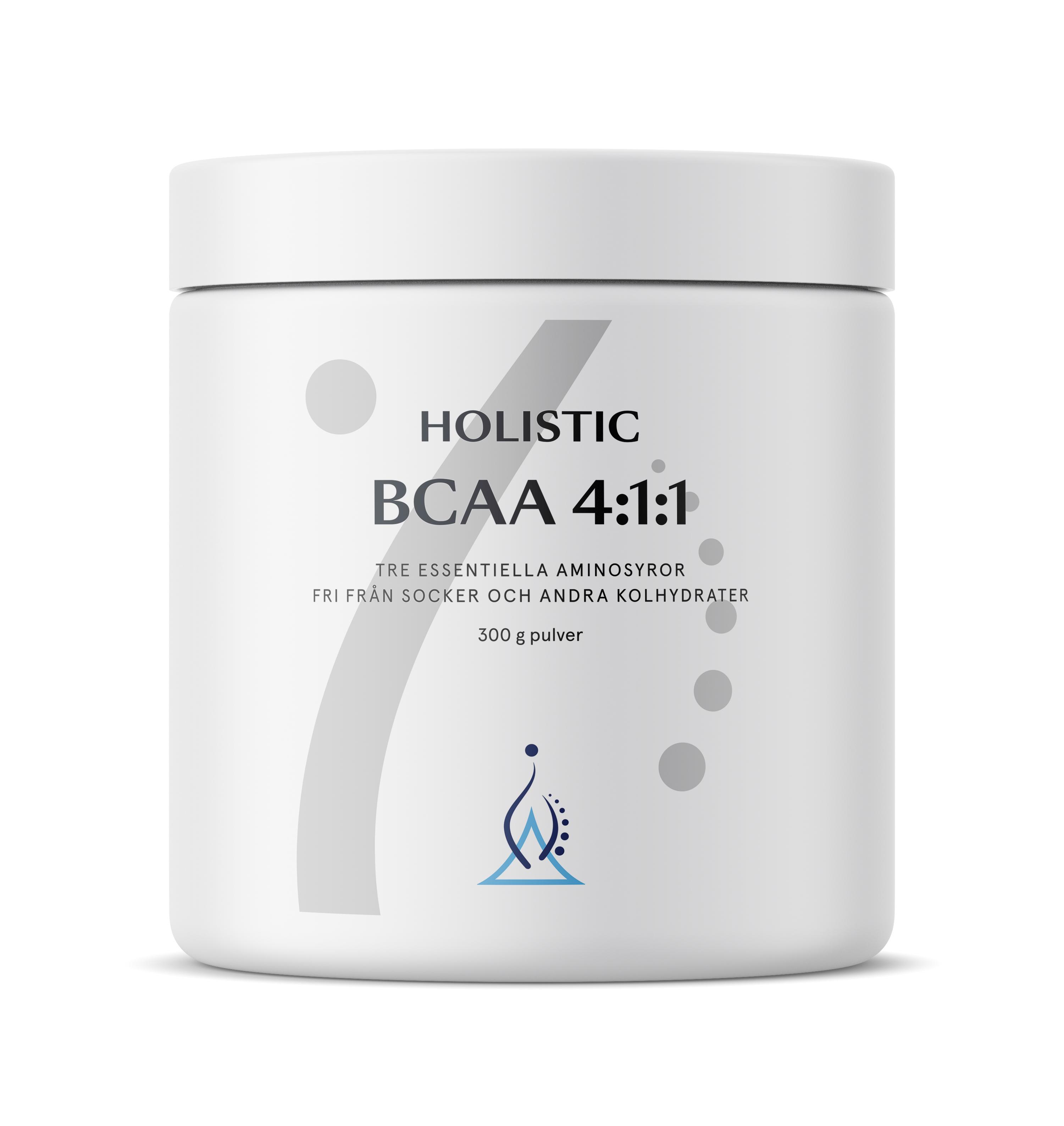 Holistic BCAA (Branch Chained Amino Acids – aminokwasy rozgałęzione)